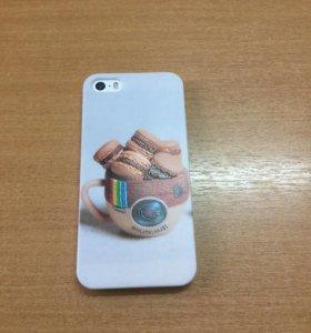 Чехол для iPhone 5 и 5S Фотограф