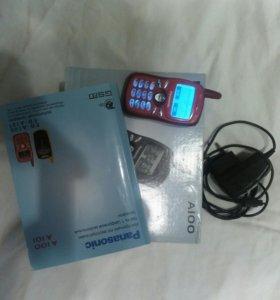 Телефон Panasonic A100
