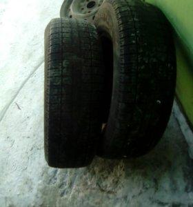 Шины на грузовик, диски на тойоту