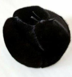 Продам новую мужскую норковую шапку