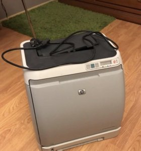 Принтер HP color laser jet 2600