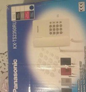Телефон Panasonic kx-ts2350ru