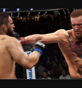 UFC 2 на PS4