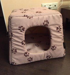 Дом 3 в 1 для кошек и собак