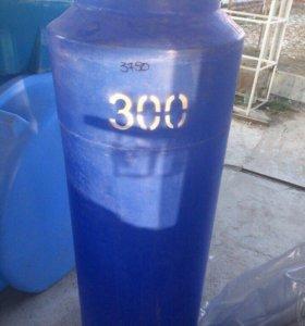Емкости (Баки) для воды. Объем 300л.