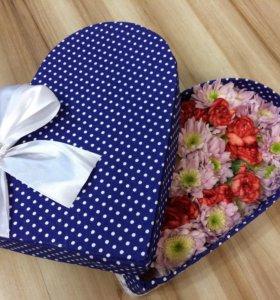 Цветочная или сладкая коробочка