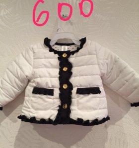 Продам новую курточку