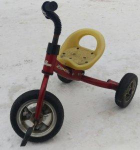 Детский трехколесный велосипед Lexus