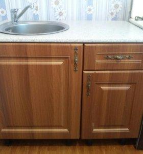 Кухонные напольные шкафы