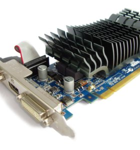 Видеокарта Asus GeForce GT210 1GB, DDR3 silent