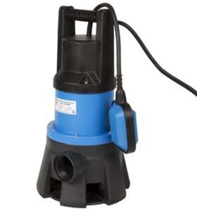 Дренажный насос для силнозагрязненной воды