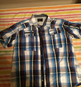 Рубашка мужская р.50-52