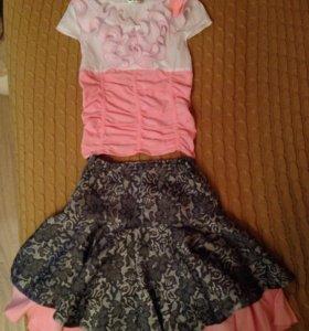 Платье. Костюм праздничный для девочки