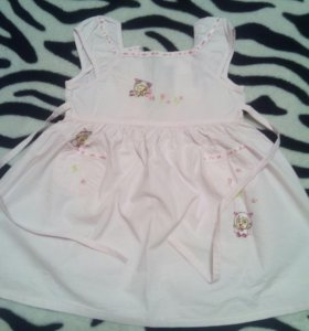 Платье для девочки летнее