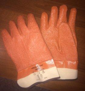 Перчатки-краги новые