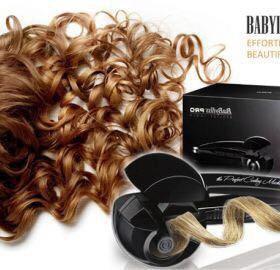 Щипцы для завивки волос CURL SEKRET