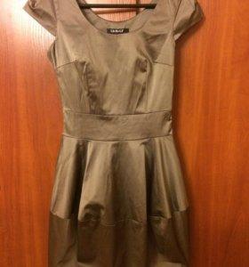 Новое платье 40р