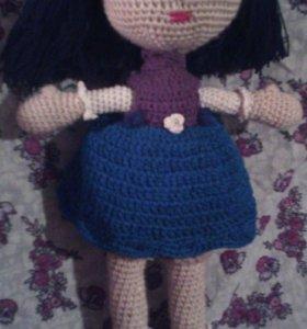Кукла, зайки