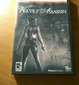 Игра на PC VeLvet Assassin