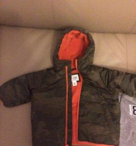 Куртка Children Place 6-9 на мальчика