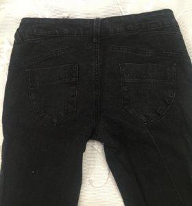 Джинсы брюки штаны стрейч