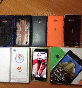 Nokia lumia 730 Dual SIM ((ТОРГ))