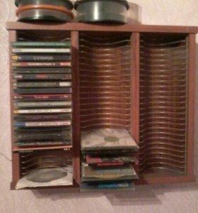 Полка для CD дисков