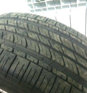 Диск с резиной мишлен BMW X5 R17 запаска
