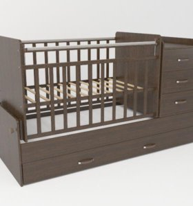Продаю кроватку