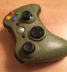 """Джойстик  от Xbox """"halo"""""""