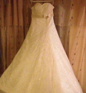 Свадебное платье. Торг.