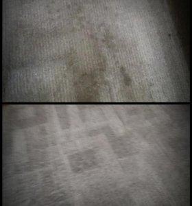 Чхимчистка ковров и мебели