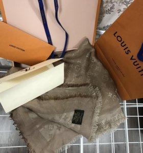 Оригинальный шарф Louis Vuitton СКИДКА!!!