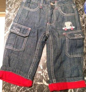 Новые джинсы 74 размер