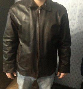 Куртка кожаная ( Турция )