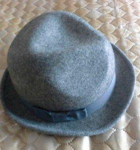 Шляпа шерсть