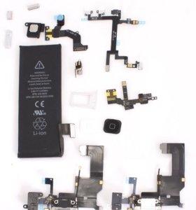 шлейфы для iPhone 4 5 6 7