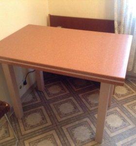 Стол  кухонный  из камня