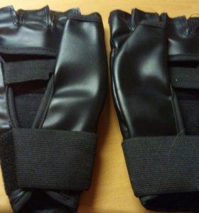 Перчатки для единоборств. Новые