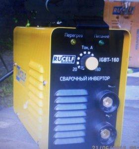 Сварочный инвертор rucelf igbt—160