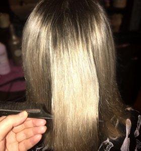 Рекострукция волос Hair Treatment