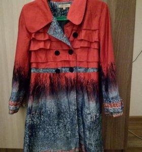 Новый пальто-дождевик