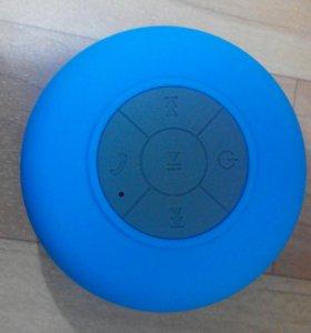 Беспроводная Bluetooth колонка для душа.