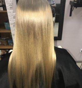 Антихимия для волос