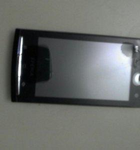 Телефон xperia х10 на запчасти