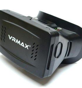 Очки виртуальной реальности 3D VRMAX 2