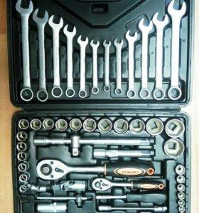 Набор ручного инструмента 60 предметов (новый)
