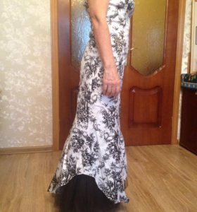 Вечернее платье 46-48 размер
