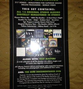 Набор CD THE BEATLES