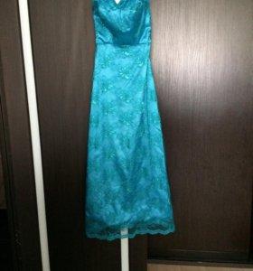 Вечернее (выпускное) платье.